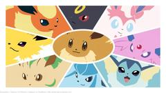 Cute Pokemon Wallpapers Eevee Eevee Seamless by 216th Jolteon Sylveon