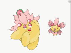 Cherrim Kirby