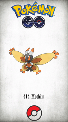 Character Mothim