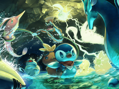 Pokémon Mystery Dungeon Explorers of Sky Full HD Wallpapers and