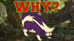 Why Mega Evolve Skuntank
