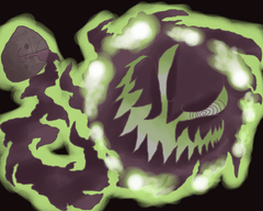 Spiritomb Says Rawr by TheBealeCiphers