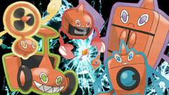 Pokemon Rotom