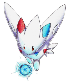 Togekiss s Aura Sphere by Togechu