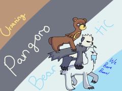 Ursaring Pangoro and Beartic