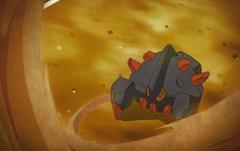 Boldore s Sandstorm by Pokemonsketchartist