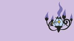 Chandelure Wallpapers pokemon