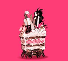 Crustle Cake by tri