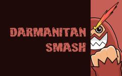 Darmanitan smash wallpapers by CharlesMuller