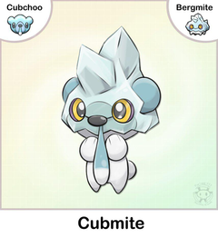 Cubchoo Bergmite Fusion by Twime777