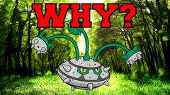 Why Mega Evolve Ferrothorn