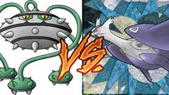 Pokemon Showdown Parte 12 Ferrothorn VS Mega