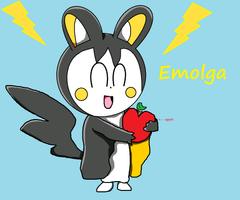 pokemon gambar Emolga drawing HD wallpapers and backgrounds foto