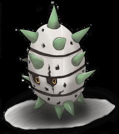 Spike the Ferroseed by Seed