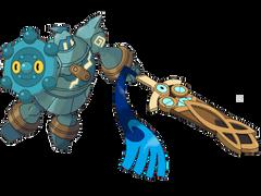 Pokémon image Golurk Bronzor and Honedge HD wallpapers and