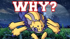 Why Mega Evolve Galvantula