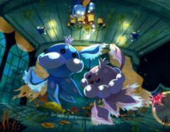 Pokemon of the Day Gen 5 Frillish Jellicent