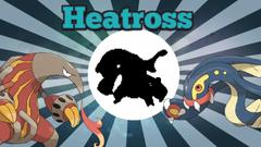 Pokemon Sprite Fusions Heatmor Eelektross the making of HEATROSS