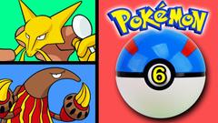 Pokemon Go toys episode Heatmor Kadabra game toy unboxing