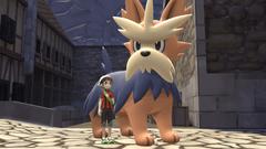 Pokemon Scale d Herdier by LunicAura106