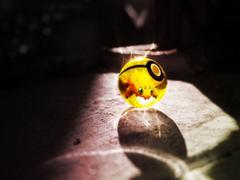 Joltik Pokeball by digi