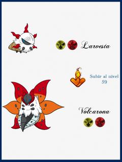 Image of Larvesta Evolution