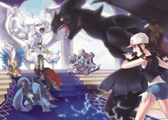 archeops carracosta klinklang n reshiram and others