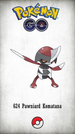 Character Pawniard Komatana