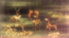 Pokemon of the Day Gen 5 Deerling Sawsbuck Seasonal venison