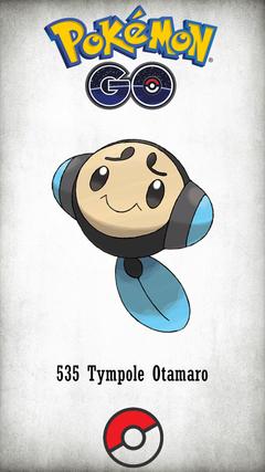 Character Tympole Otamaro