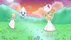 Swirlix and Vanillite by AE