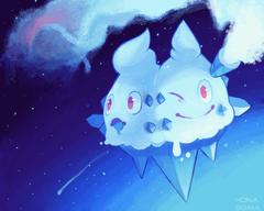 The Snowstorm Pokemon by HonaSoma deviantart on deviantART