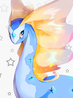 Aurorus you re so majestic Probably one of my favorite pokemon