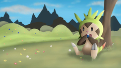 Chespin HD wallpapers by DrCreo