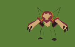 Shiny Chesnaught Wallpapers by RedSkullGaming