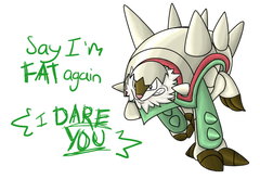 Chesnaught Charge by Adezu