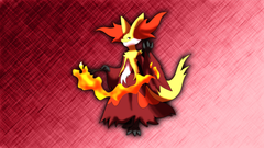 Image of Delphox Wallpapers