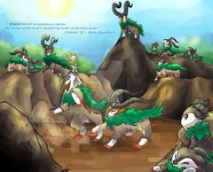 The Gogoat Herd by Phyllocactus