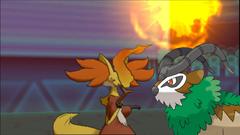 Gogoat the Grassy Guardian Pokemon Omega Ruby Alpha Sapphire
