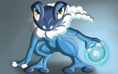 Sexy Frogadier by Navanastra