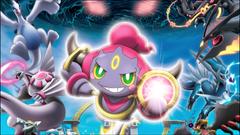 Pokemon Ash Hoopa 3d Sun Image