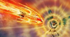 Sky Battle Talonflame vs Noivern