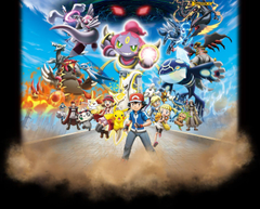 Tons of Old Legendary Pokemon Confirmed for The ArchDjinn of the