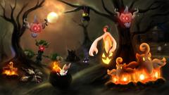 Pokemon Pumpkaboo Halloween Wallpapers