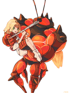 Buzzwole and Lillie