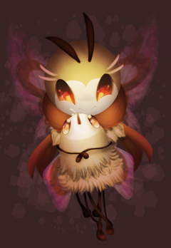 Cutiefly and Ribombee by y0waifu