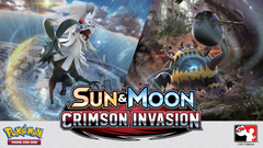 Crimson Invasion Set Review The Charizard Lounge