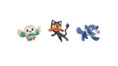 Popplio Litten Rowlet Pokemon Ultra S HD Wallpapers