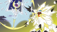 Pokemon Bilder Solgaleo and Lunala HD Hintergrund and backgrounds