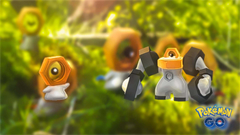 Now Is Your Chance To Capture Shiny Meltan As The Mystery Pokémon
